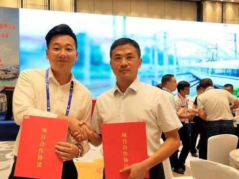 融安县在第十六届中国—东盟博览会上签约五大项目
