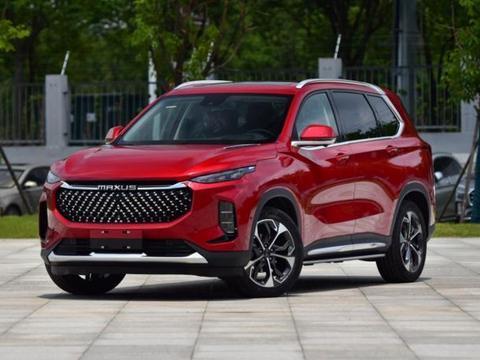 迈克萨斯旗下中型SUV,继承私人定制的属性,9.98万起有潜力