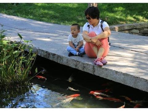"""前门三里河公园,赏""""水穿街巷""""的景观"""