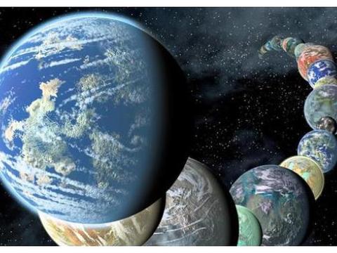 """银河系有多少颗""""地球""""?科学家说出的答案让人意外!"""