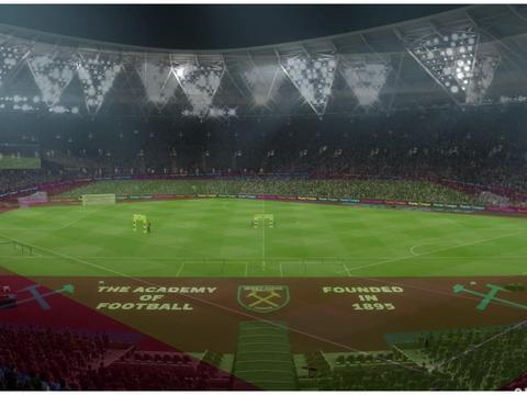 《FIFA 20》完整比赛视频演示 西汉姆联vs曼联