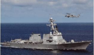 美海军实力受到影响,因川普挪用军费,航母无法得到维修而趴窝
