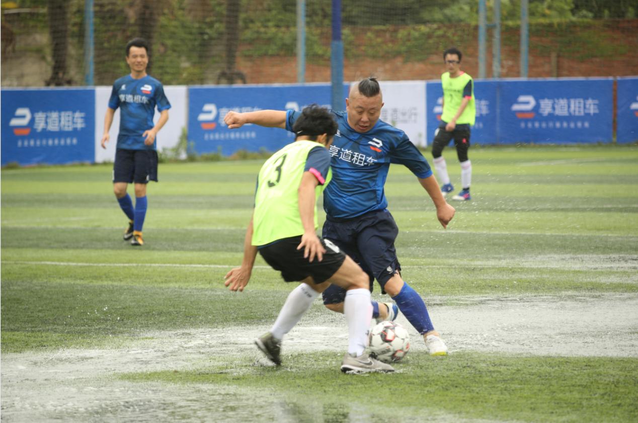 上海举行在华企业足球锦标赛 24队参加仿世界杯赛制