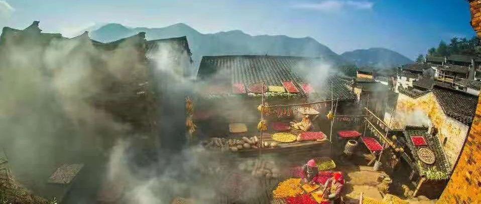 惊艳!上饶这地入选中国十大最美景观 到底有多美?
