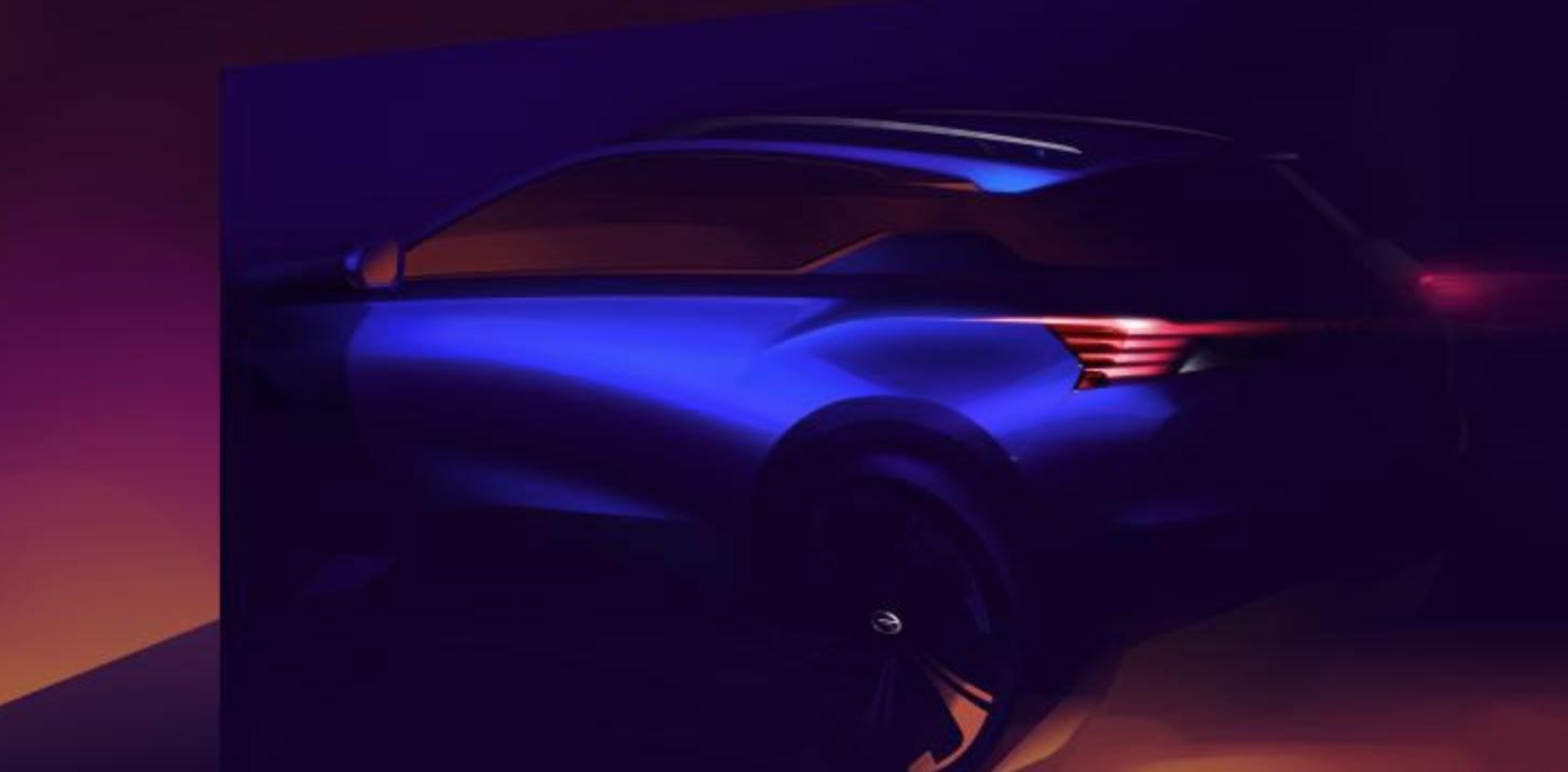 全新传祺GS4设计草图曝光,新车预计11月上市