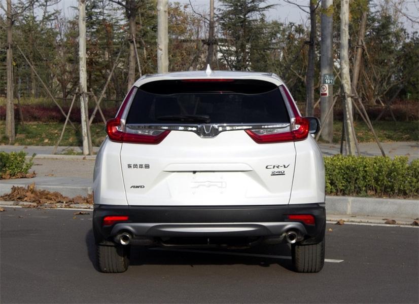 本田CR-V中期�Ҏ��全面升���Q�颜值爆表,预计明年引进