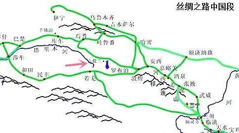 趣历史;为何楼兰是中国古代诗人的假想敌?