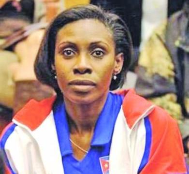 古巴女排传奇巨星直言艾格努为当今女排第一人,看来真是老糊涂了