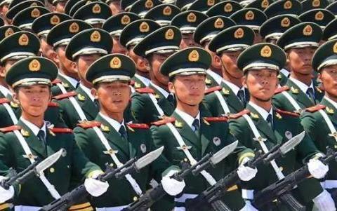 阅兵背后的故事:武警部队抗战英模部队