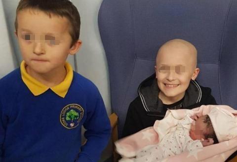 感动!9岁男孩患癌苦撑4个月,妹妹降生他安然离世:得偿所愿!