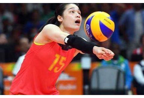 中国女排中出身寒门的三位球员,也是获得了最高的荣誉