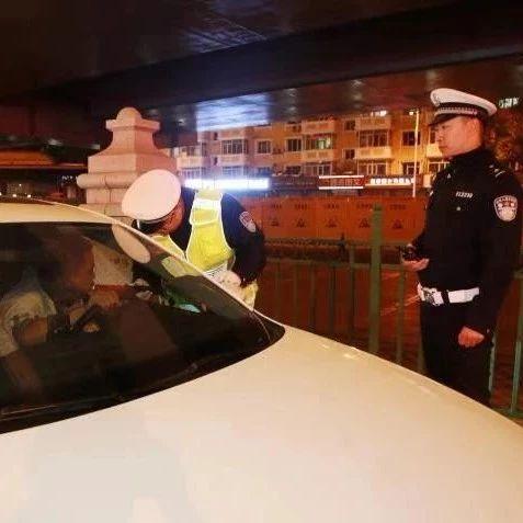 哈市交警部门开展整治酒驾专项行动 ——醉酒驾驶营运车被刑拘,禁驾十年
