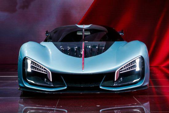 红旗登陆法兰克福车展 中国汽车品牌迎来高光时刻