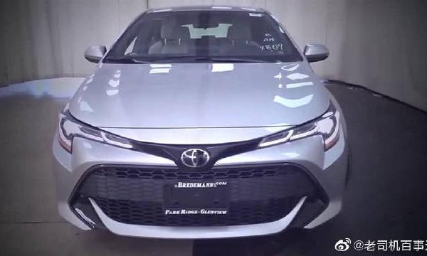 视频:皮实耐用还省油,2019款丰田卡罗拉SE到店实测!