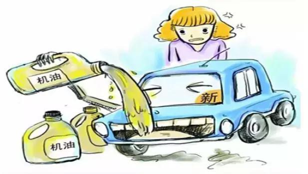汽车什么时间换一次机油好?1_m.y2ooo.com