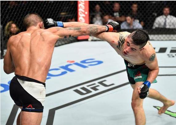 莫拉诺:回归UFC目标蝇量级冠军 为了墨西哥宁愿死在场上