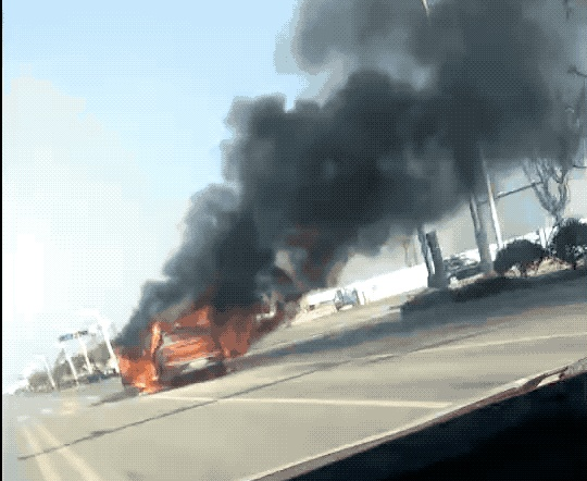 威马起火引起自燃关注,新能源车安全强制性法规即将出台