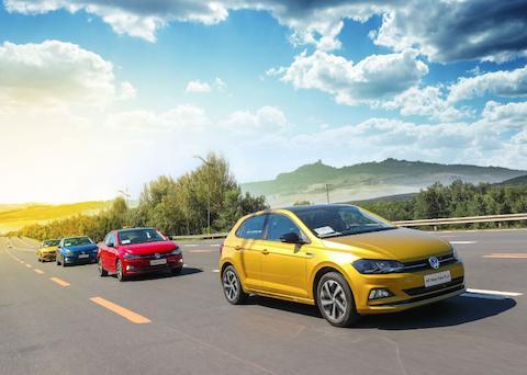 新增安全配置 全新一代Polo Plus试驾 舒适性提升明显