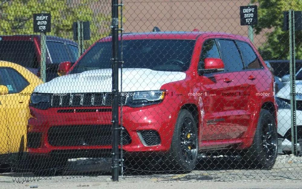 新款Jeep大切诺基,又一款性能怪兽将诞生!
