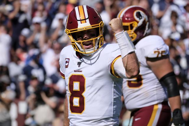 NFL华盛顿红皮暂更名华盛顿橄榄球队 新名称待定