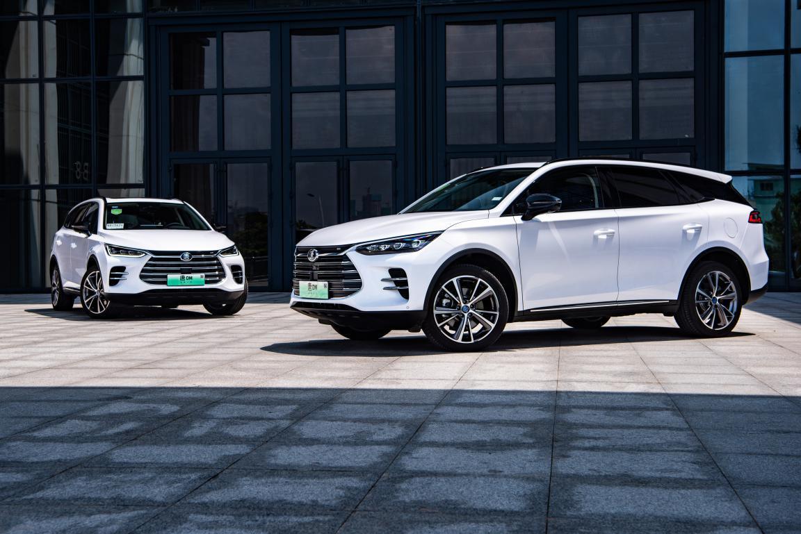 入门价高配车,唐DM双擎四驱版将于9月26日上市