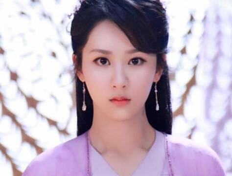 杨紫赵丽颖热巴赵雅芝唐嫣李若彤,11大紫衣美人谁仙气飘飘?