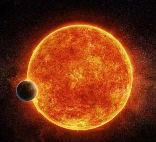 太阳是宇宙中最大的恒星?盾牌座UY笑了:太阳连沙子都不如