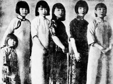 张作霖有6个女儿,其中5个被包办婚姻,小女最为幸运