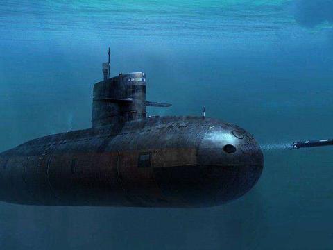 排水量2426吨,号称世界最先进常规潜艇,却因算错小数点无法上浮