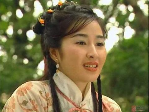 一人饰两角的古装美人,王艳演技完全不输蒋勤勤、关咏荷、龚慈恩
