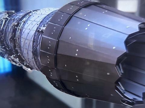 北京航展上,出现新展品引关注,随后证实,是矢量发动机核心组件