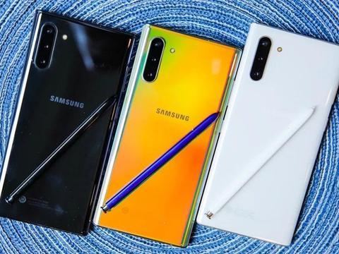 三星Galaxy Note10 解锁5G新体验,瑞士民众抗议5G辐射!