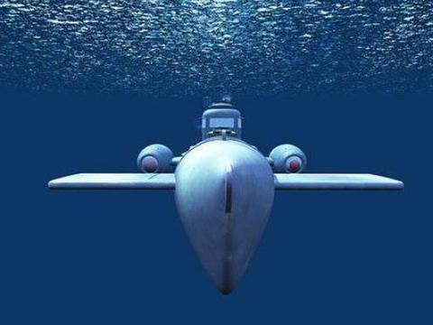 鲸鱼是肉做的,潜入千米深海都没事,为何潜艇却会被压扁?