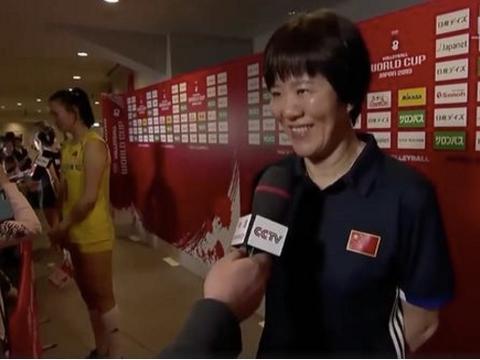 将功劳全推给球员!郎平批评对手一传和速度,中国女排又上热搜了