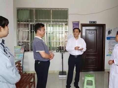 赵贡桥带队到关岭自治县调研脱贫攻坚工作
