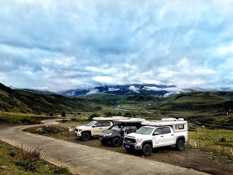 D-MAX激情者四驱越野房车同你一起寻找最原始的生态环境。