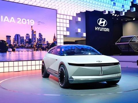 现代汽车纯电动概念车45亮相法兰克福车展