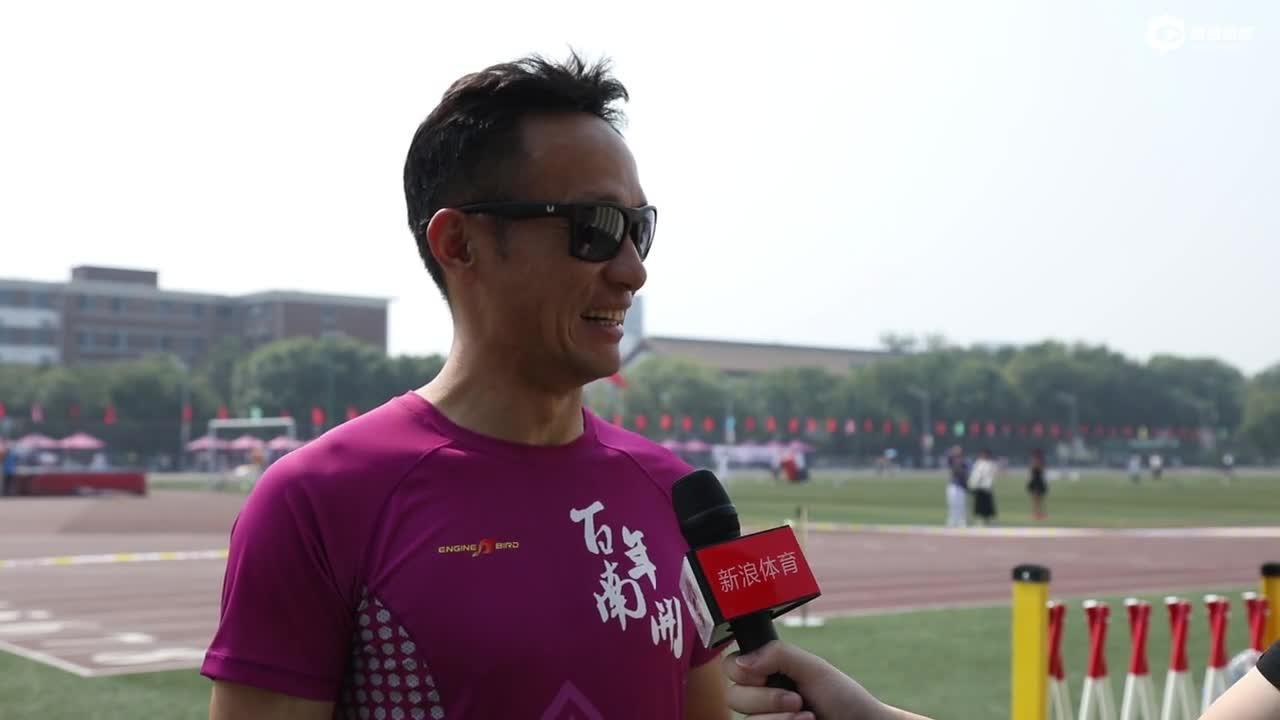 视频-八百流沙冠军李仁力:为明年的比赛做准备