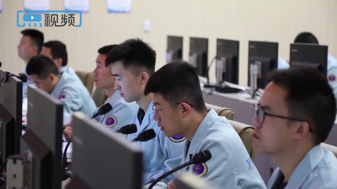 远望手记丨北斗三号MEO-10组卫星海上测控任务圆满完成