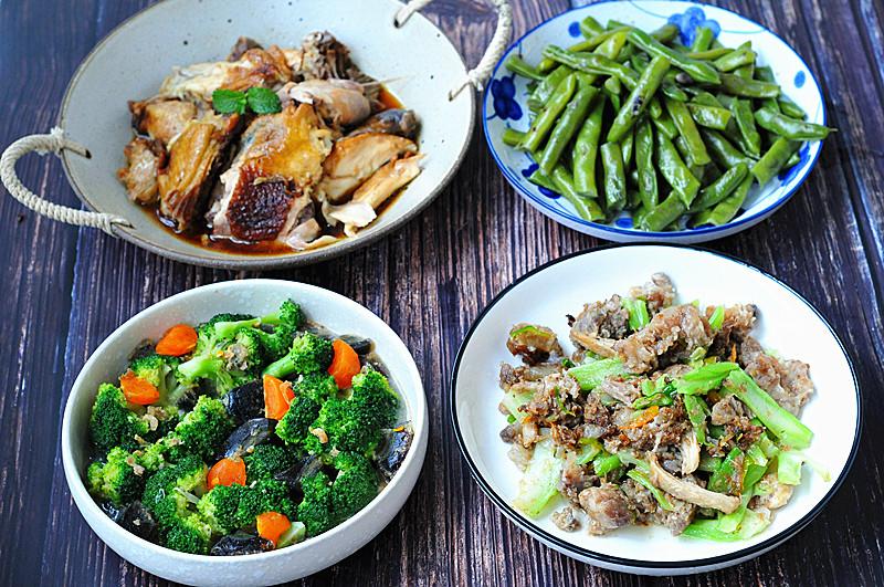 3口人1周的晚餐,每天3菜1汤,餐餐不到30块,7天不重样!