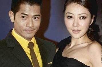 郭富城53岁生日后,前女友熊黛林狂秀恩爱,一家4口庆两周年