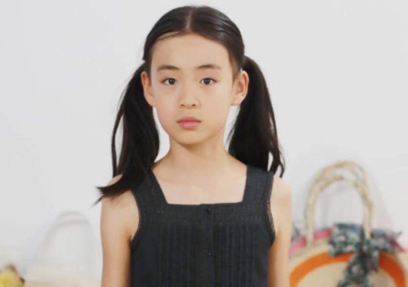 """有种""""基因""""叫佟大为女儿,小小年纪气质出众,还意外撞脸王祖贤"""