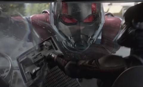 《蚁人2》6组精美特效:不以大小论英雄,漫威年度最佳观影体验!