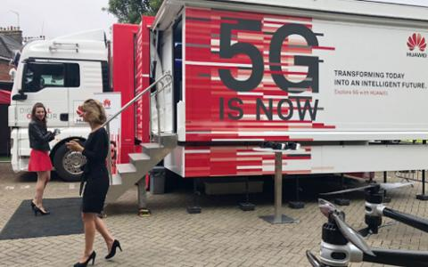 任正非:华为可以出售5G技术,因为要在6G上更加领先