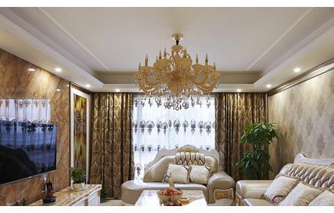 晒晒我家130平新房,装修花费50万,全屋大气极了