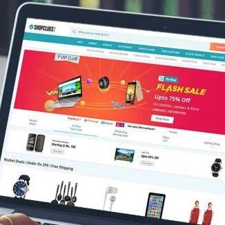 印度电商创企ShopClues获得Clue Network 8000万卢比投资