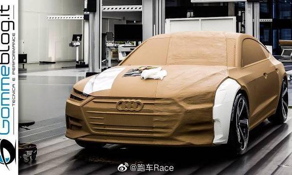 视频:汽车视频:奥迪A7跑车设计工厂-如何制造