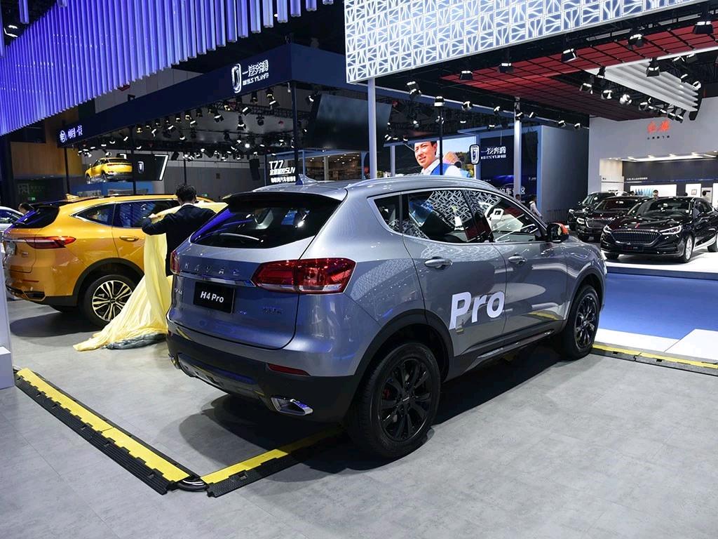 本田cr-v太贵?哈弗新增pro版车型,外观酷炫、配置全、价格便宜