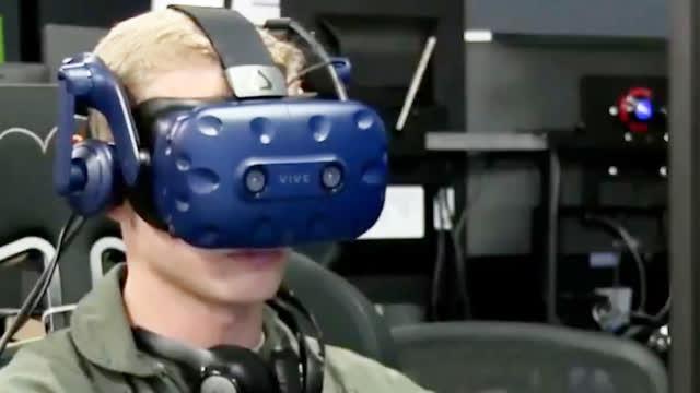 5G+VR,美军要打响人工智能战争?宋晓军:广告打得不错