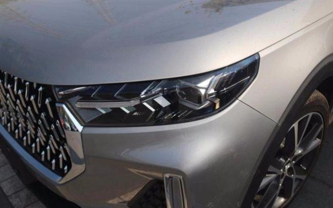 这款SUV动力媲美红旗HS5,轴距超2米8+水晶档把,或月底上市!